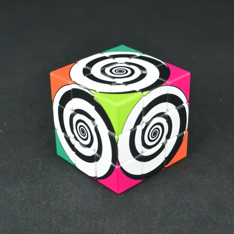 V-Cube 3x3 Funky Spirals