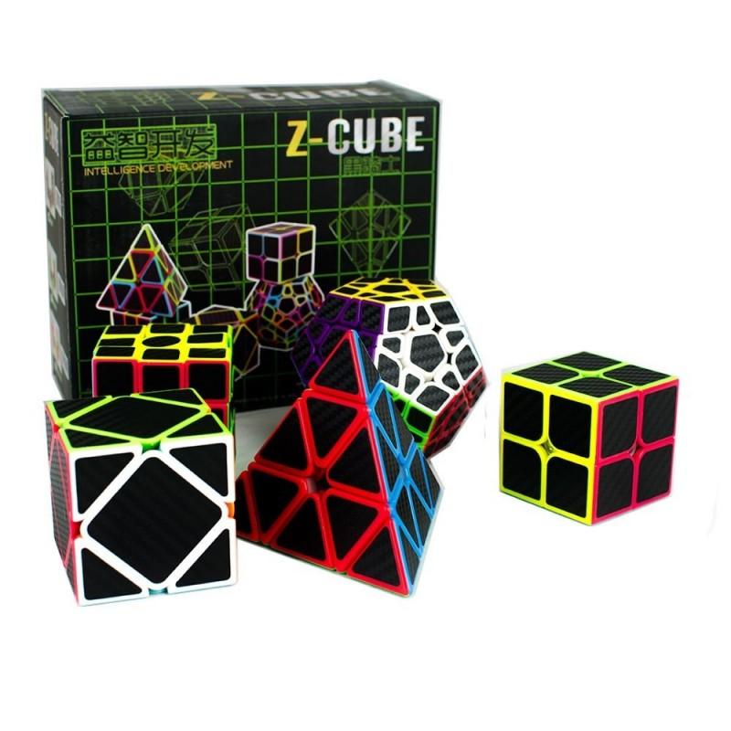 Z-Cube Pack Fibra de Carbono