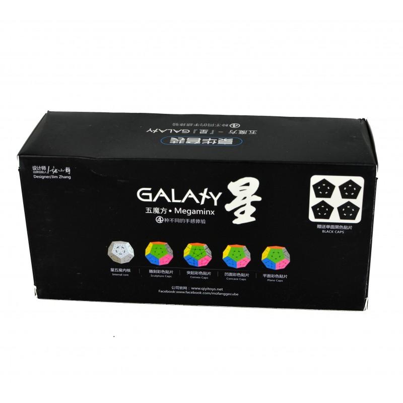 X-Man Galaxy Megaminx (Lux Set)