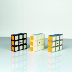 Qiyi super floppy negro 3x3x1