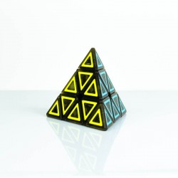Qiyi Pyraminx Dimension