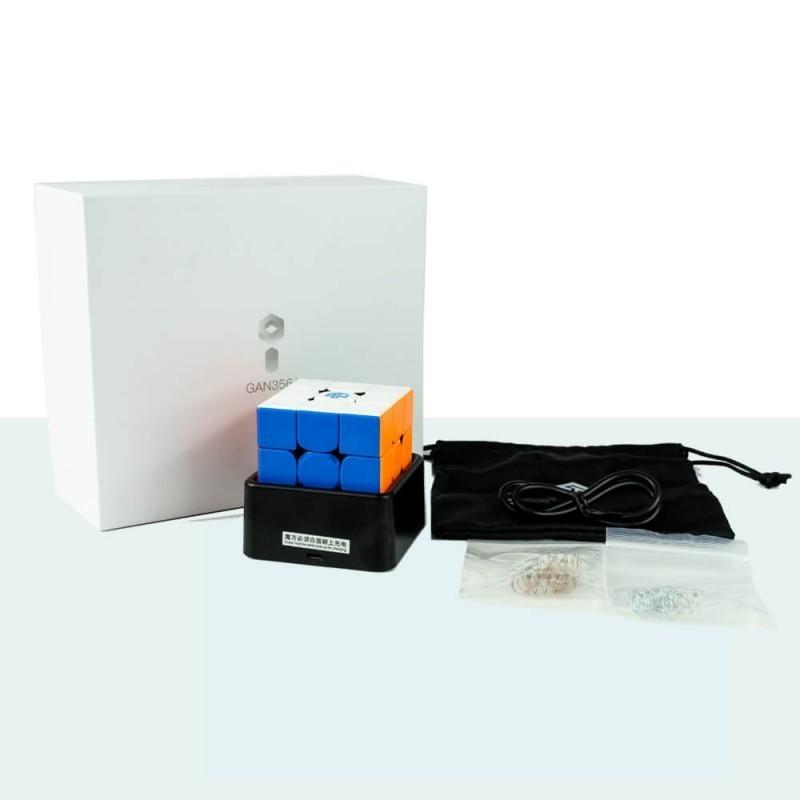 Gan 356 I inteligente magnético stickerles