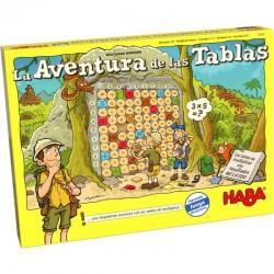 Haba La aventura de las tablas