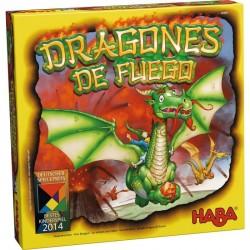 Haba Dragones de fuego