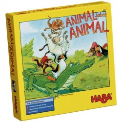 Haba Animal sobre animal