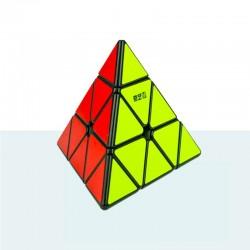 Qiyi Pyraminx  MS magn.negro