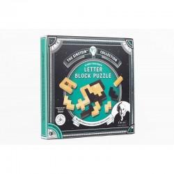 Einstein Letter Block Puzzle