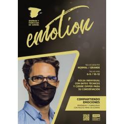 Mascarilla Emotion talla L...