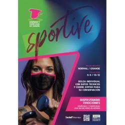 Mascarilla Sportive Talla M...