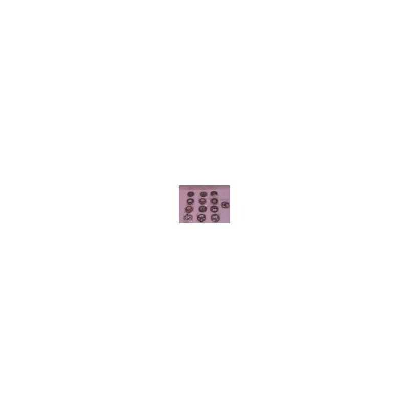 GARHE PLACAS TRADICIONALES Nº32  (1 unidad)