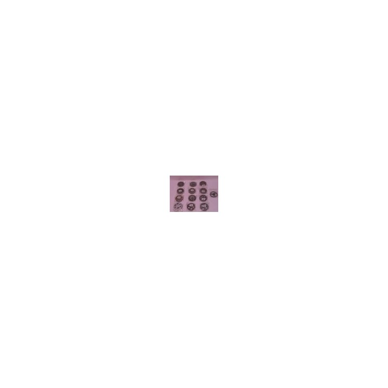 GARHE GARHE PLACAS TRADICIONALES Nº10-12 (1 unidad)